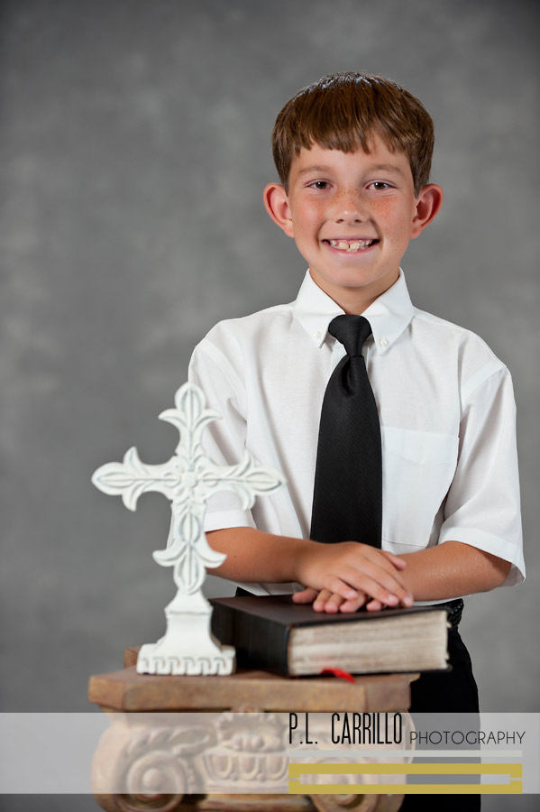 First Communion Portraits » P.L. Carrillo Photography ...