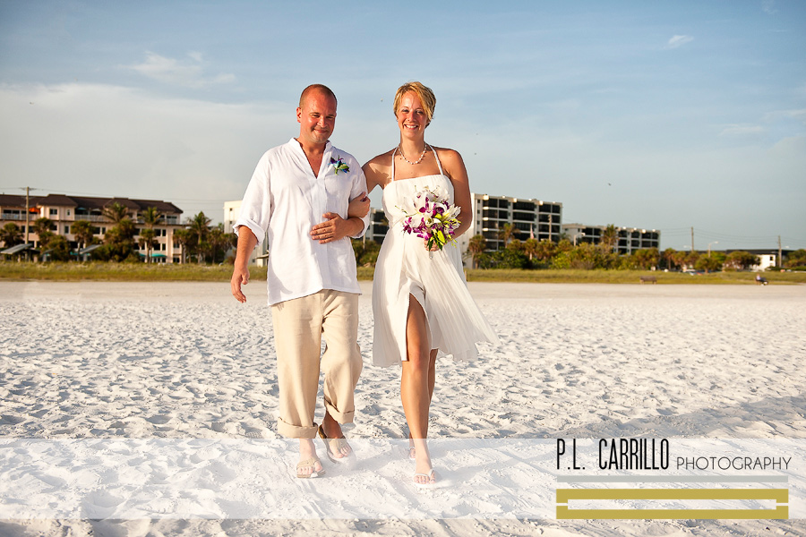 Officiates Gulf Beach Weddings Venue Siesta Key