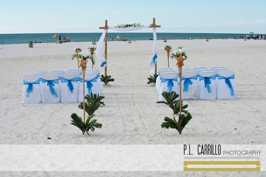 Officiates Gulf Beach Weddings Venue Clearwater